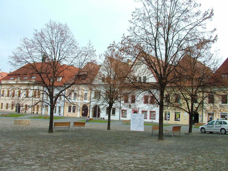 Bardejov's Town Square