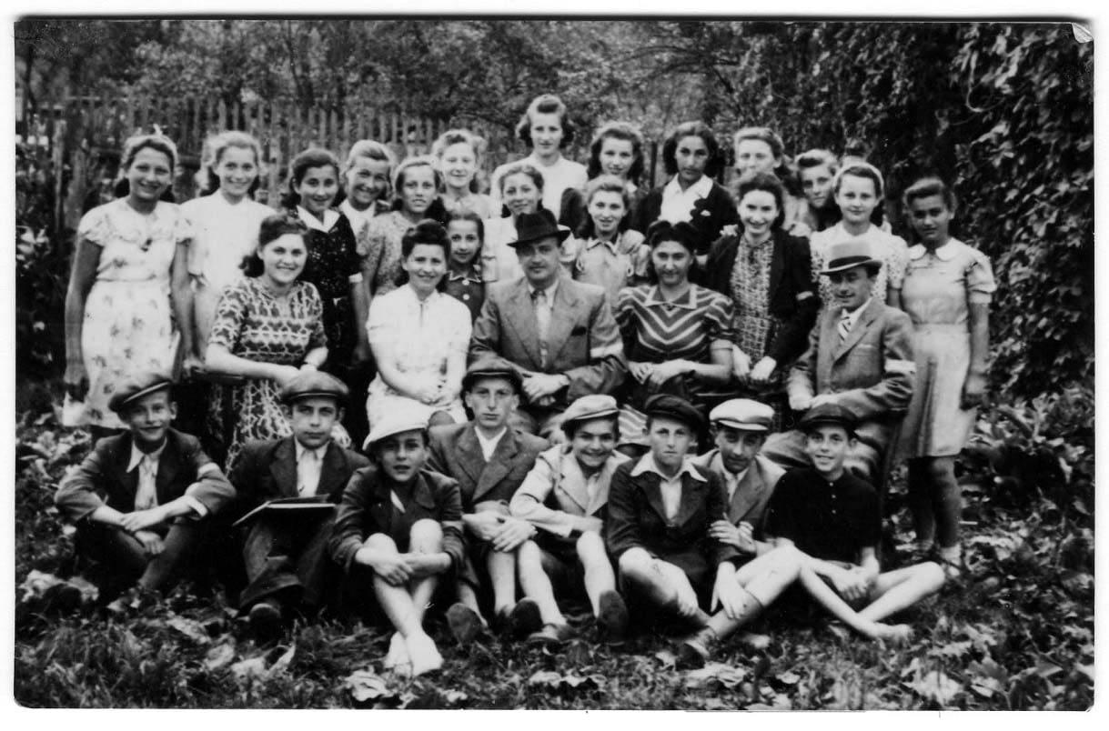 1941 Bardejov Jewish Junior High School