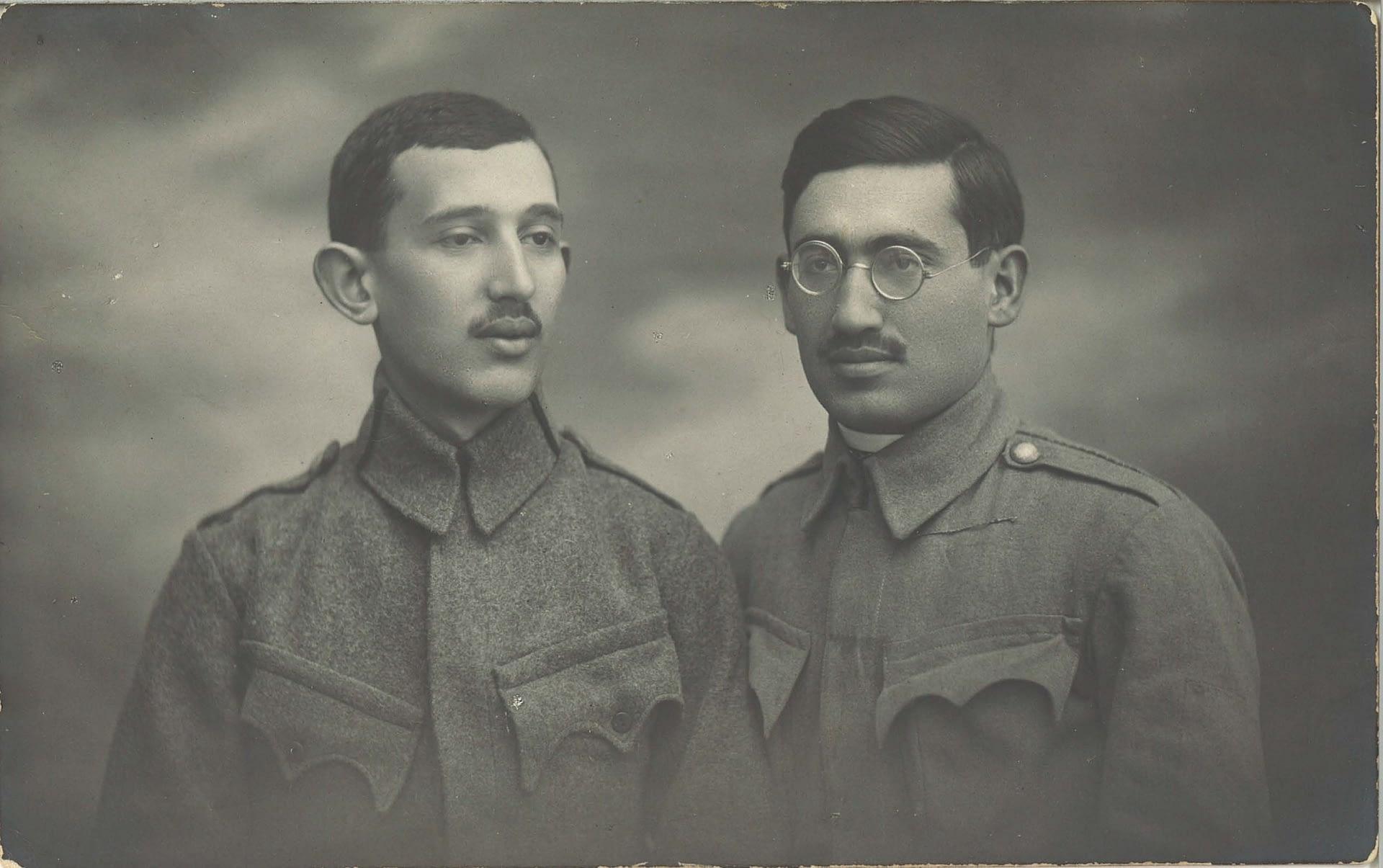 IDENTIFIED: Moshe Karen (right)