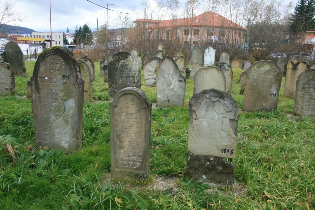 2010 - Jewish Cemetery after restoration