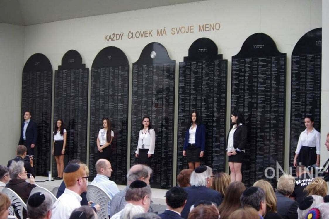 Local high-school students ready to light the memorial candles
