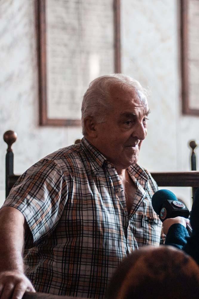 Mr. Cyril Bogol speaks about the Bikur Cholim